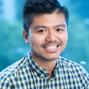 Dr. Eric Tan, Post Doctoral Researcher